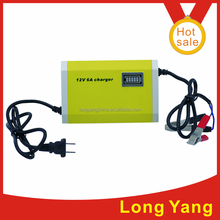 12V 24V 2A 4A 6A 10A lead acid battery charger car battery charger