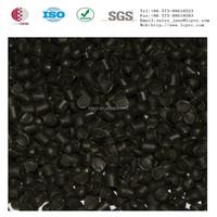 soft black PVC granules/compound for cable