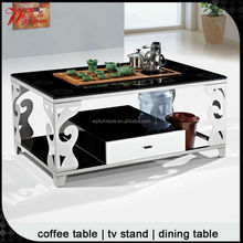 design metal center table
