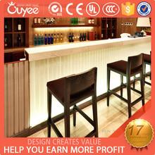 New Style Fashion bar desk / design bar desk / bar counter design for wine