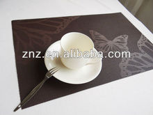 Modern Table Mat for Kitchen Accessories Washable Vinyl Placemats