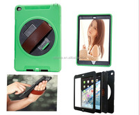Factory price outdoor waterproof shockproof hard pc + soft tpu case for ipad mini 2,anti- dust protector cover for ipad mini 2