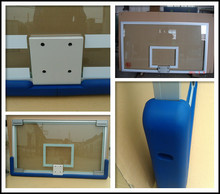National standard tempered glass basketball board