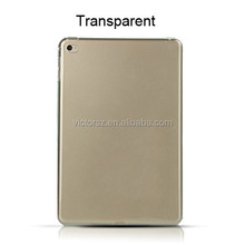 For Apple iPad Mini 4 Case, Clear Soft TPU Gel Case For iPad Mini 4