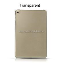 For Apple iPad Mini 4 Case, Clear Soft TPU Gel Case For iPad Mini 4
