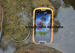 """4.3""""inch android 3g waterproof mobile phone accessory"""