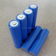 3.7V 18650 Li-ion battery 1500mAh,rechargeable 18650 battery