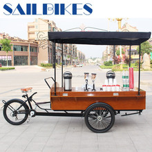 hot sale coffee bike trike tricycle for sale