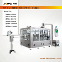 Automatic Filling Machine Drinking Water