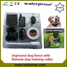 Remote Control Dog Garden Fence DF-113R electric fences for dogs