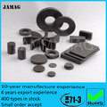 JM FL65W19T10 Isotrópico imán de ferrita