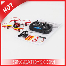 Hot sales HQ 882 2.4GHz 4 Channel 4 Axis RC Quadcopter UFO Ladybird