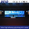 High resolution P6 indoor high definition advertising led tv screen/factory price indoor led display panel