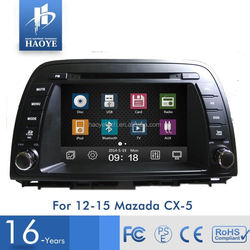 Cheap Price Small Order Accept Car Double Din Gps Navigation For Mazda Cx-5