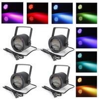 Beautiful Design 86 LED RGB 4 Channel DMX Stage Light Lighting Laser Projector Party Show DJ Disco Lamp Bulb 25W 90-240V