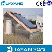 150L Villa split solar hot water heater system