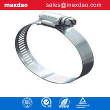 stainless steel hydraulic hose clamp machine