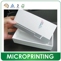 ODM/OEM cell phone accessories packaging / cell phone blister packaging