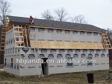 Jianda brand asphalt roll roofing