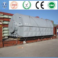 truck and car tyres recycling fuel oil plant with superb design