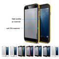alta qualidade super fina pec neo hybrid telefone frame case capa para iphone 6