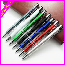 Promotional Click Metal Pen With Logo Metal Ball Pen Cheap Gift Metal Pen For Promotion