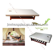 Solid Wood Massage Beauty Furniture/Beauty Massage Bed /Thai Massage Furniture