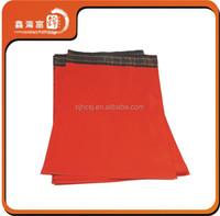 XHFJ-B-NMB05 colorful wholesale clear plastic mailing bags