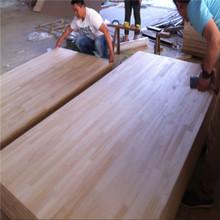 finger jointed laminated board for korea market