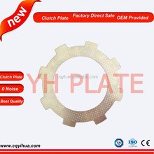 Brown Color 2.9mm Rubber Base With Polly Bag CD70 Motorcycle Parts, Spare Parts Motorcycle cd70