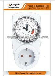Programmable timer mechanical/ plug in timer
