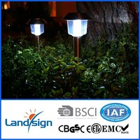 hot sale garden solar light,low voltage floor lamp /xltd-300SCdecorative solar stone led garden lamp