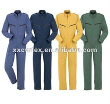 industrial flameproof anti-static protective custom-made safety overalls for mining workwear