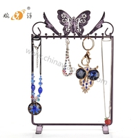 Hanging earrings jewelry display stands for sale