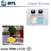 Liquid potting silicone rubber for LED products