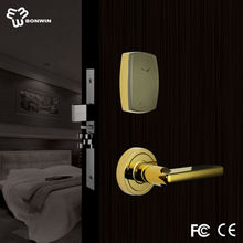 China market of self locking door lock with electric supply