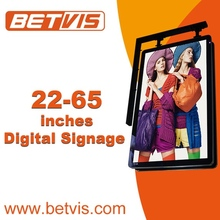 Non-PC based Wall Hanging OEM LCD Screen