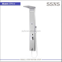 Thermostatic LED Shower Panel with Handle Shower (TP914)