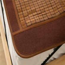 bamboo floor mat natural