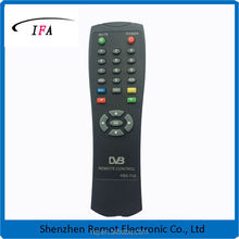 customize infrared remote control for DVB