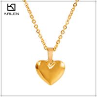 china joyas al por mayor de acero biggest stainless steel jewelry wholesale KaLen
