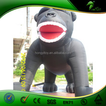 Giant Inflatable Monkey , Crazy Inflatable Animal For Sale