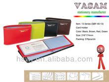 Promotional Item PVC Credit Card Holder, Name Card Holder