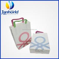 Jianhaoda Custom Designed Handbag Paper Carrier Bag