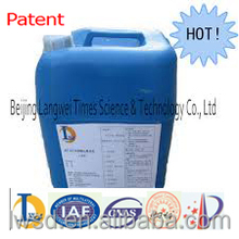 Low viscosity two-component epoxy glue grout for filling crack