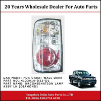 4133010-D22-D1 Rear Combination Lamp Assy LH For Great Wall Deer Pickup