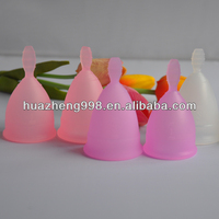 Very good usage silicone women monthly period cup for owholesale