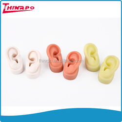 custom silicone ear model with 3M VHB adhesive