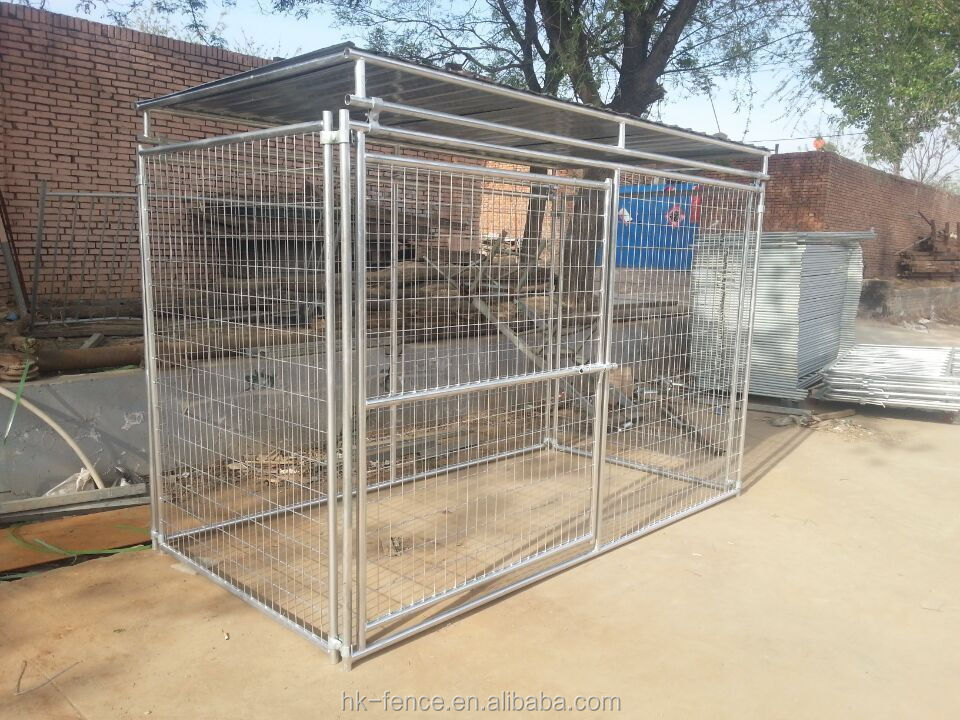 Large Welded Dog Kennel