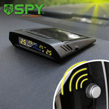 Solar Energy Tire Pressure Monitoring System